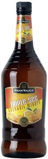 Hiram Walker Liqueur Triple Sec 750ml -...